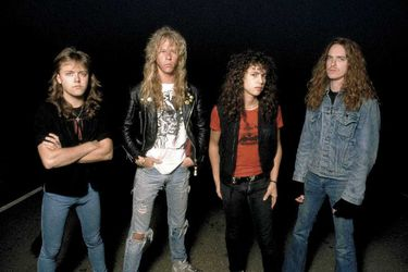 Metallica pone en streaming show de 1983 donde tocan Kill'Em All