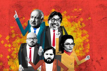 Columna de Paula Escobar: La hegemonía entre el PC y el FA: Las canas verdes del Frente Amplio