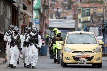 Bogotá deja en cuarentena estricta a más de un millón de personas a partir de este domingo