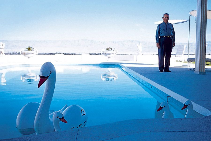 Cisnes-inflables,-1960.--©-Robert-Doisneau