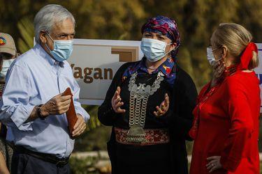 """""""En esta Convención se va a poder escuchar de forma fuerte y clara la voz de nuestros pueblos"""": Piñera lidera ceremonia de conmemoración del año nuevo indígena"""