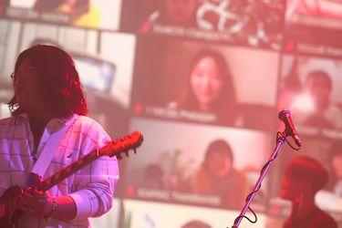 Realizan festival online con más de 3 mil asistentes virtuales