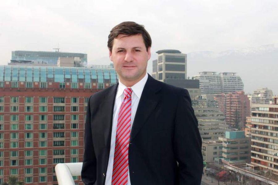 Juan Pablo Aménabar, gerente del Área de Multifamily de la consultora inmobiliaria Colliers International.