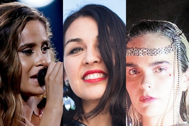 """Denisse Malebrán tras críticas a las Camilas (Gallardo y Moreno): """"Como mujeres músicas siempre estaremos enfrentadas a un juicio distinto"""""""