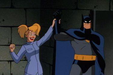 Batman and Harley Quinn ya tiene fecha