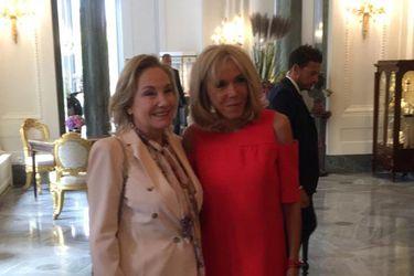 """""""Nos hemos ido haciendo bien amigas"""": La intensa agenda en Francia que acercó a Cecilia y Brigitte"""