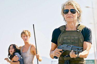 Terminator renace centrada en las mujeres