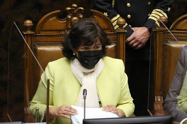 """Yasna Provoste confirma su continuidad en la Presidencia de la Cámara Alta: """"Mis primeras responsabilidades están acá, están en el Senado"""""""