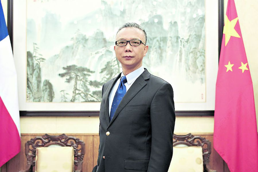 Xu Bu, embajador de China en Chile