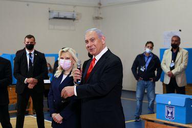 """Netanyahu reivindica una """"inmensa victoria para la derecha"""" en Israel"""