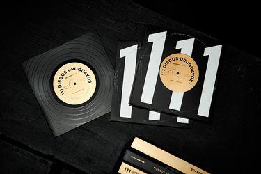 11 Discos Uruguayos (de 111)
