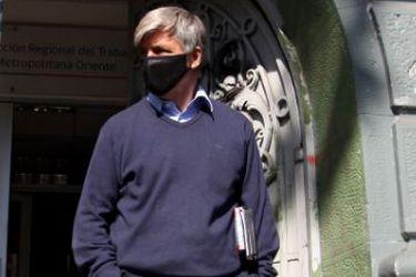 Con Harold como operador y con declaración de patrimonio: Milad afina su campaña para ganar la ANFP