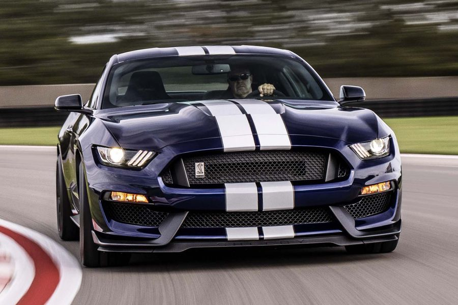 Instagram Ford Mustang