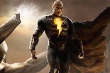 Supuestas fotos filtradas revelarían los trajes de Hawkman y Black Adam en la nueva película de DC