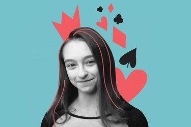 Mayaan Segal, la adolescente que está cambiando las reglas del juego una carta a la vez