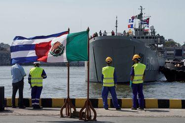 Llega a La Habana primera remesa de ayuda humanitaria desde México y Bolivia