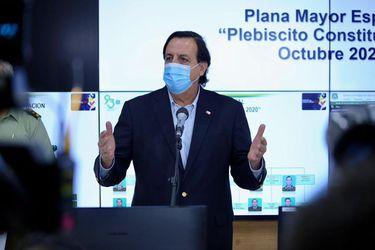 La Moneda, en alerta por acusación a Pérez: Otra vez entra en duda el destino del gabinete