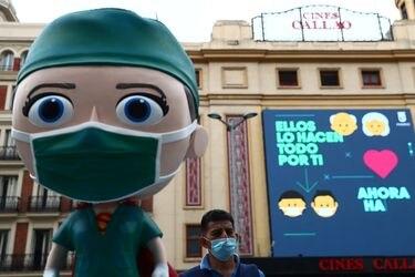 Madrid aumenta restricciones por casos de Covid-19 y Brasil se acerca a los 140 mil fallecidos
