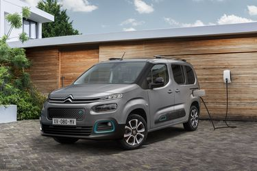 Citroën estrena versión eléctrica de la Berlingo de pasajeros