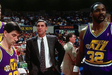 Fallece Jerry Sloan, mítico técnico de la NBA y mentor de la legendaria dupla Stockton-Malone