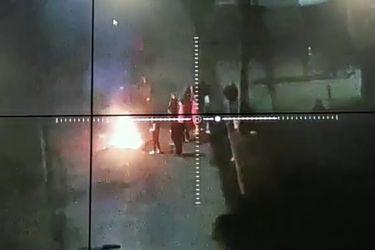 Ataque a estación de servicio y barricadas en distintos puntos se registran en segunda noche de incidentes en la capital
