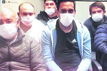 Los detalles del operativo que terminó con la detención de siete personas involucradas en robo de $ 13 mil millones en el aeropuerto