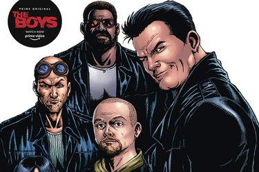Dynamite vendió 350 mil ediciones omnibus de The Boys entre 2019 y 2020