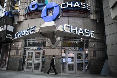 Ganancias de JPMorgan se desploman mientras bancos se preparan para impacto del coronavirus