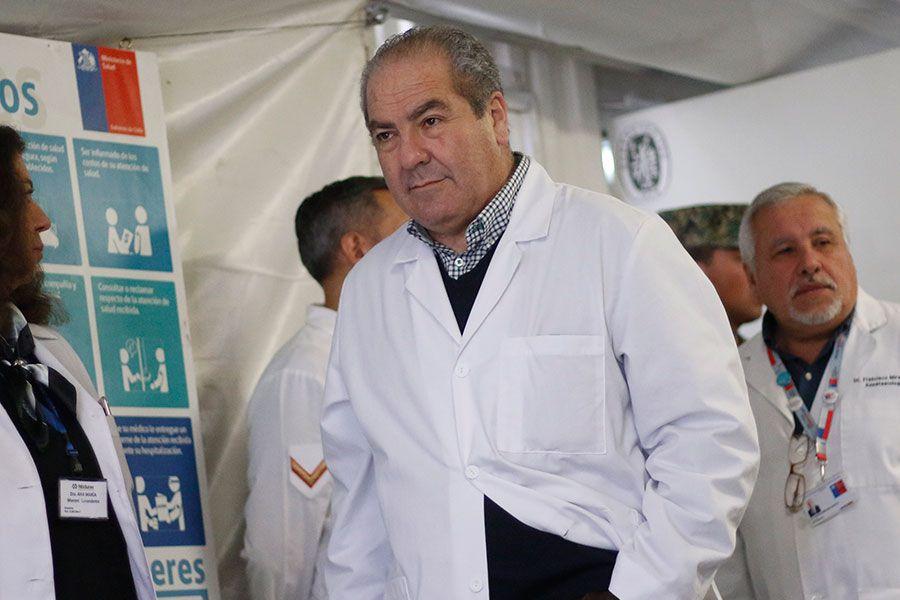 Subsecretario Luis Castillo