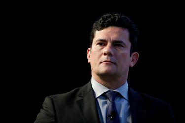 """Sérgio Moro: """"Mi candidatura en 2022 es pura especulación"""""""