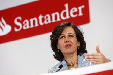 Santander sufre abultadas pérdidas a septiembre debido a la pandemia pero cree que lo peor ya quedó atrás