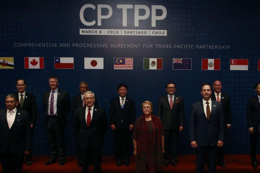Bachelet TPP