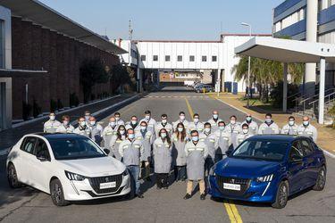 Inicia la fabricación del Peugeot 208 argentino que se venderá en la región, pero no en Chile