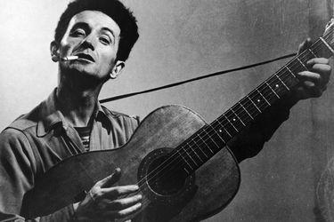 La máquina de matar de Woody Guthrie