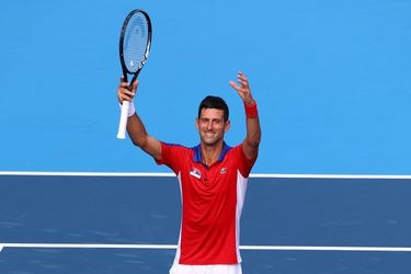 Djokovic inicia la búsqueda de su primer oro olímpico con un aplastante triunfo ante el boliviano Dellien