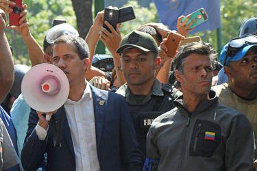 Leopoldo López y su hora cero: Los detalles de su liberación