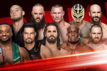 Una batalla real determinará al retador de Brock Lesnar en SummerSlam