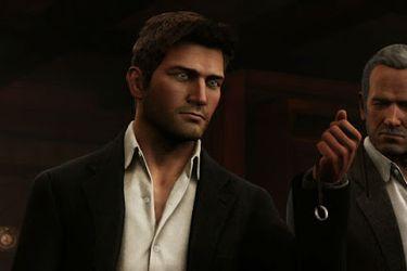 Nueva imagen desde el set de la película de Uncharted