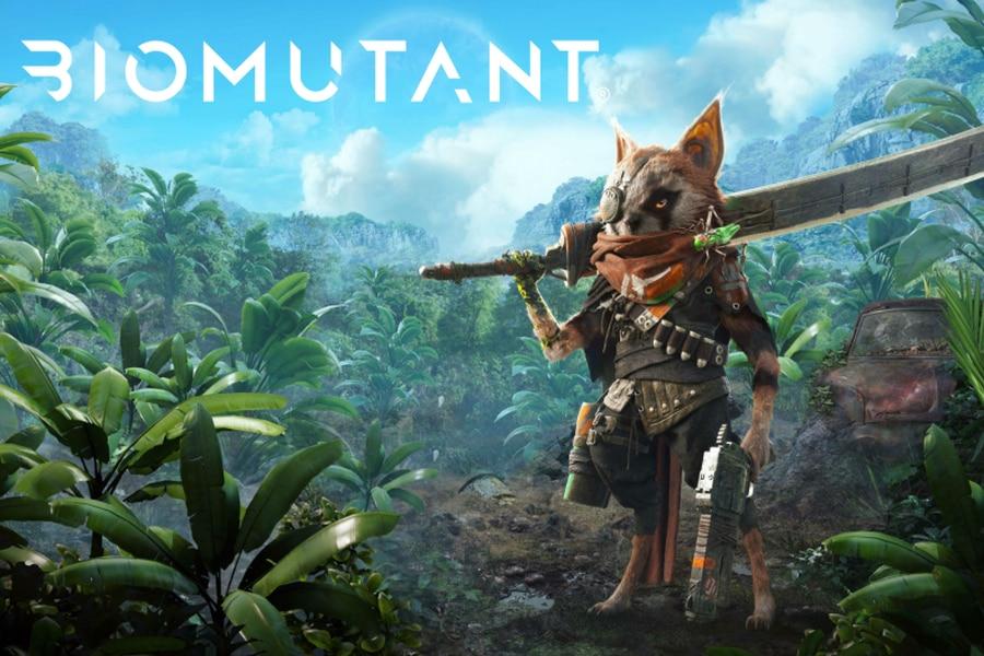 Biomutant fija su estreno para el 25 de mayo - La Tercera