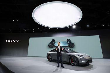 CES 2020: Sony presenta su primer auto