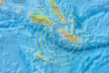 Cancelan alerta de tsunami por sismo en el Pacífico