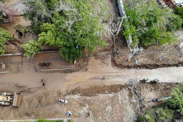 Ocurrió y volverá a ocurrir: ¿Cuál es el peligro de nuevos aluviones para el próximo invierno en Santiago y San José de Maipo?