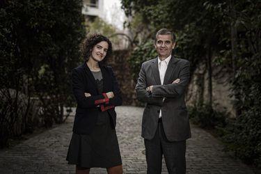 """Isabel Aninat y Rodrigo Vergara (CEP): """"La inmigración es un tema del cual pueden surgir muchos miedos"""""""