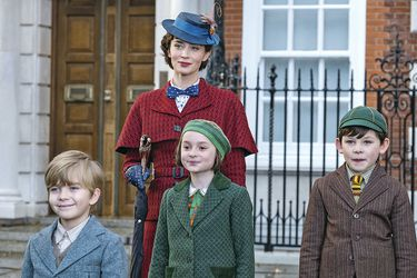 El regreso de Mary Poppins abre la era más nostálgica de Disney
