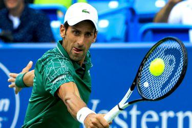Novak Djokovic confirma su participación en el Abierto de Estados Unidos