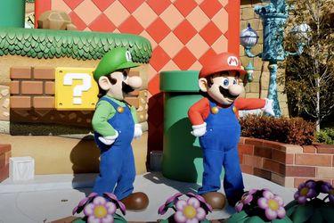 La apertura de Super Nintendo World en Orlando se habría postergado hasta 2025
