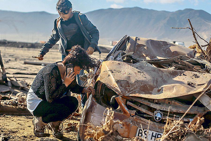 El aluvión en mayo de este año en la Región de Atacama dejó cerca de mil damnificados.