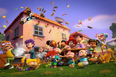 La nueva serie de Rugrats se estrenará en mayo