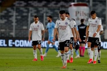 Colo Colo termina su invicto de 11 partidos consecutivos