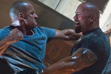 La lucha deegos de los actores de 'Rápido y Furioso' dictaría las escenas de pelea en las películas